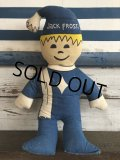 Vintage Advertising Jack Frost Pillow Doll (J719)