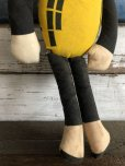 画像4: Vintage Mr Peanut Pillow Doll (J720)