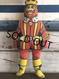 Vintage Buger King Pillow Doll (J717)