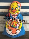 70s Vintage Pillow Doll Cute Duck (J713)