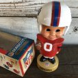 画像6: Vintage NFL Bobble Head Mascots New England Patriots (J754)