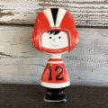 70s Vintage Avon American Football Player Brush (J757)