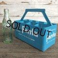 Vintage Fanta 8 Bottle case (J758)