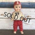 50s Vintage American Football Player Mickey Doll (J756)
