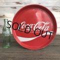 Vintage Coca Cola Round Tin Tray (J759)