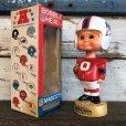 画像1: Vintage NFL Bobble Head Mascots New England Patriots (J754) (1)