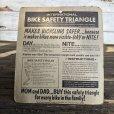 画像2: 50s Vintage U.S.A Bicycle Reflector Moc (J765) (2)