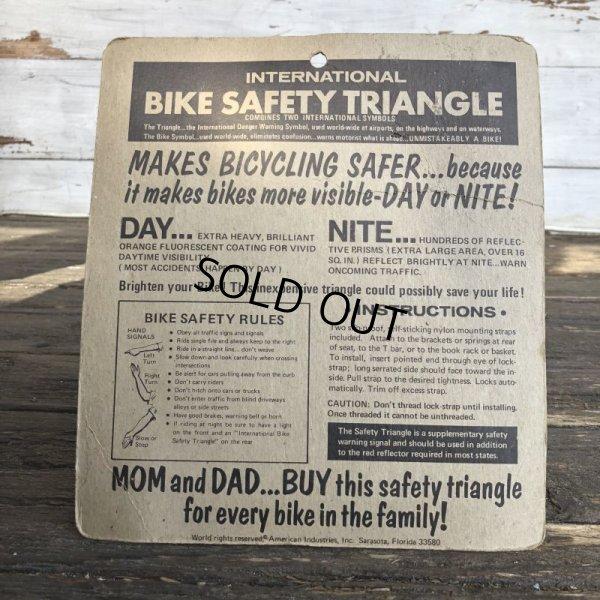 画像2: 50s Vintage U.S.A Bicycle Reflector Moc (J765)