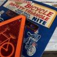 画像3: 50s Vintage U.S.A Bicycle Reflector Moc (J765) (3)