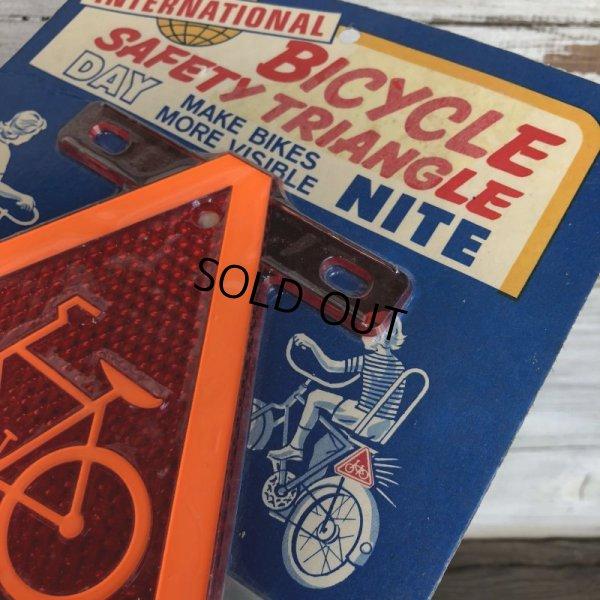 画像3: 50s Vintage U.S.A Bicycle Reflector Moc (J765)