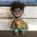Vintage Heico Bobbing Head Troll (J767)