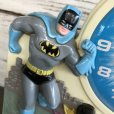 画像7: 70s Vintage Talking alarm Clock Batman & Robin (J771)