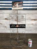 Vintage Brushes by Baker Store Display Rack Sign (J794)