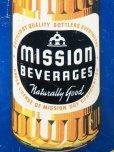 画像8: Vintage Mission Orange Sign (J795)