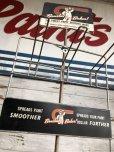 画像2: Vintage Brushes by Baker Store Display Rack Sign (J794)  (2)