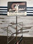 画像5: Vintage Brushes by Baker Store Display Rack Sign (J794)