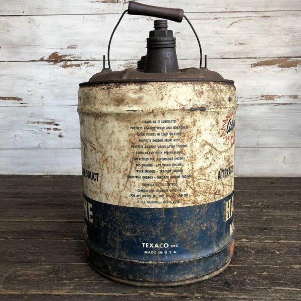 画像2: Vintage Oil can HAVOLINE Motor Oil 5 U.S. GALLONS (J805)