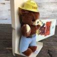 画像7: 60s Vintage IDEAL Smokey The Bear 12' Plush Doll with Box (J843)