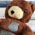 画像5: 60s Vintage Knickerbocker Smokey The Bear 15' Plush Doll (J842)