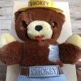画像11: 60s Vintage IDEAL Smokey The Bear 12' Plush Doll with Box (J843)