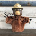 60s Vintage Smokey The Bear IDEAL Puppet Doll (J841)