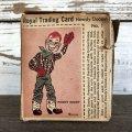 80s Vintage Howdy Doody Royal Trading Card (J858)
