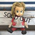 60s Vintage Mattel Sister Bell Talking Doll (J879)