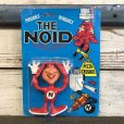 画像1: 80s Vintage Domino Pizza NOID Bendable Figure MOC (J894) (1)