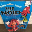 画像4: 80s Vintage Domino Pizza NOID Bendable Figure MOC (J894)