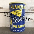 Vintage Planters Mr.Peanuts Can 24oz (J903)
