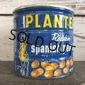 Vintage Planters Mr.Peanuts Can 12oz (J904)