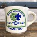Vintage Boy Scout Mug (J932)