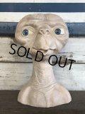 Vintage E.T. the Extra-Terrestrial Ceramic Statue (J950)