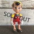 Vintage Dakin Disney Pinocchio Mini Figure (J963)