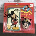 Vintage Disney Switch Plate & Nite Lite Set (J965)