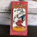 Vintage Disney Switch Plate (J966)