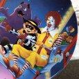 画像3: 90s Vintage McDonalds Plastic Plate Fireworks (J966)  (3)