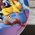 画像2: 90s Vintage McDonalds Plastic Plate Fireworks (J966)  (2)