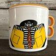 画像5: 80s Vintage McDonalds Hamburglar Plastic Mug Cup (J964)