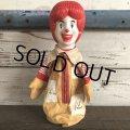 90s Vintage McDonalds Ronald McDonald Hand Puppet (J965)