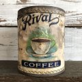 Vintage Rival Coffee Can (J955)