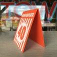 画像2: Whataburger Stores Ordering Table Tent #40 (J964)  (2)