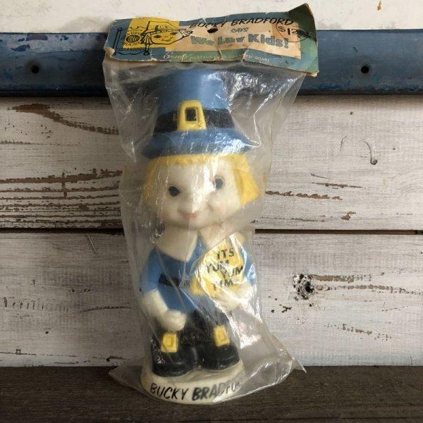 画像1: 70s Vintage Bucky Bradford Doll (J959)