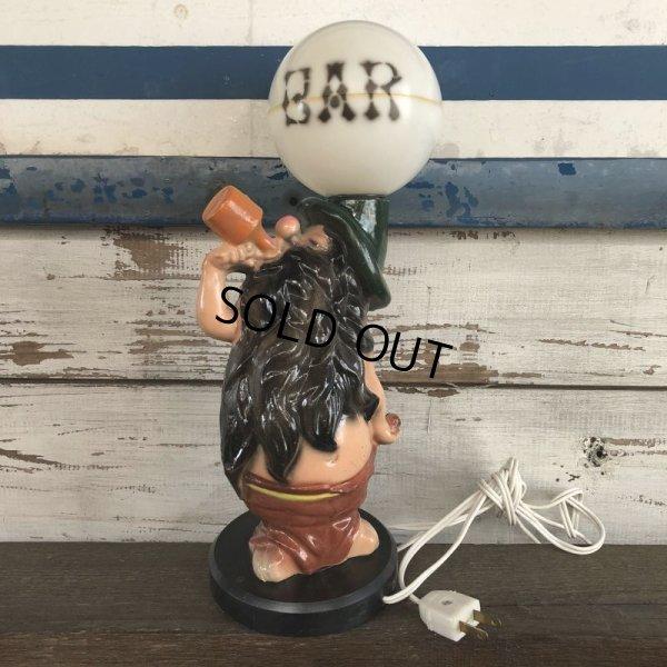 画像1: 70s Vintage Hillbilly Bar Lamp (J968)