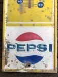 画像6: Vintage Pepsi Thermometer Sign SAY PEPSI PLEASE (J969)