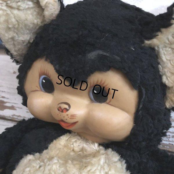 画像2: 50s Rushton Rubber Face Doll Chubby Tubby (J974)
