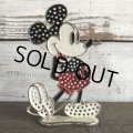Vintage Mickey Earring Holder  (J981)