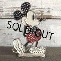 Vintage Mickey Earring Holder  (J981)