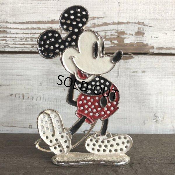 画像1: Vintage Mickey Earring Holder  (J981)