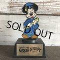 Vintage Aviva Trophy Disneyland GRAD NIGHT 1971 (J980)